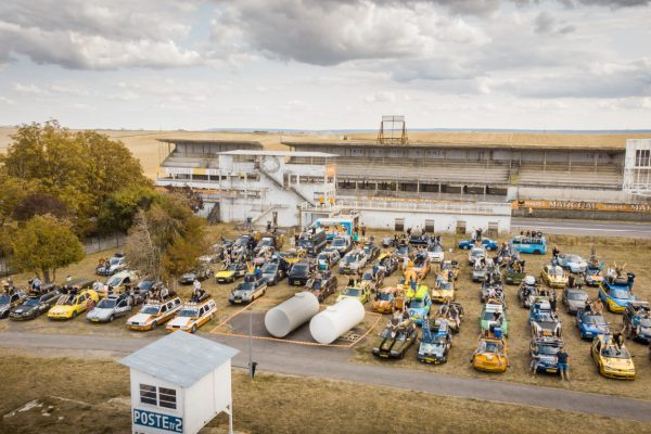 Groepsfoto Rammelbakken Reis editie 10 Côte d'Azur 2020